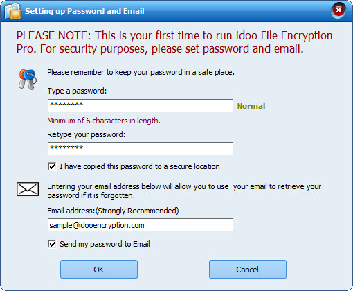 film encryption