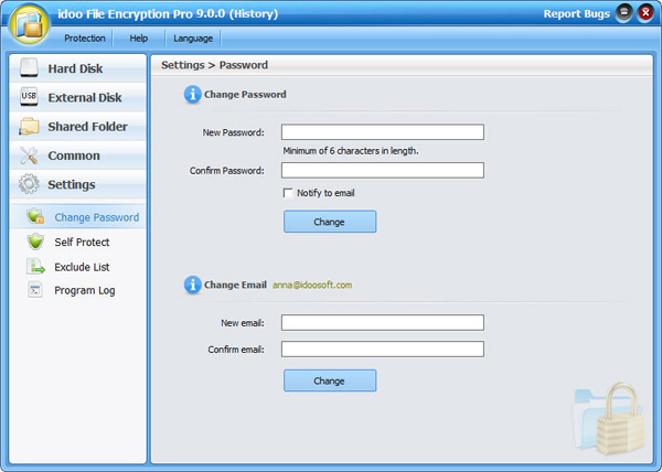 audio file encryption software