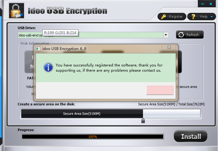 High secure Free PowerPoint encryption software